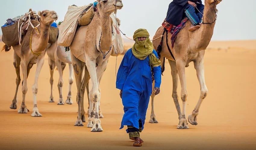 арабское завоевание африки, арабское завоевание