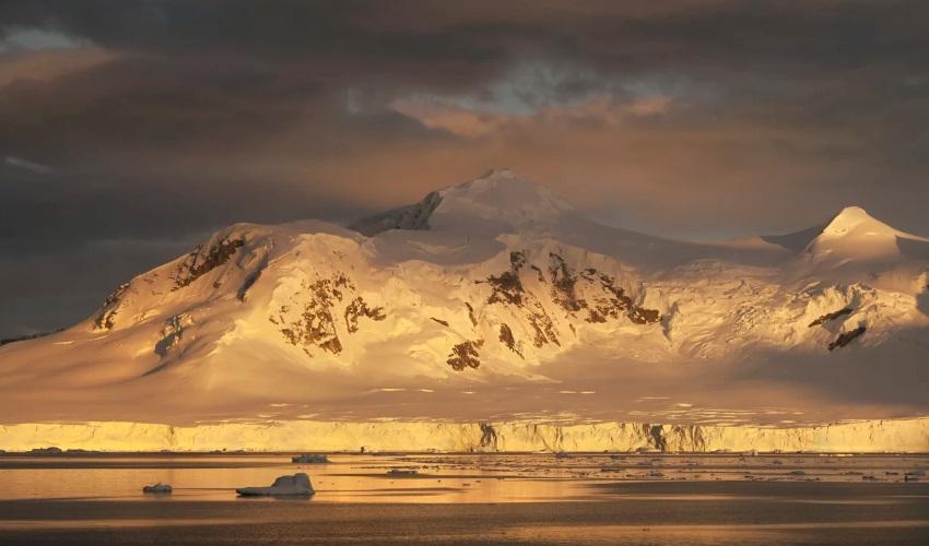 какой была антарктида в прошлом