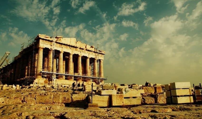 Астрономия в Древней Греции