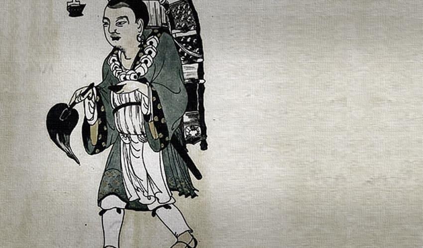 путешествия китайцев, китайские путешественники, чжэн хэ, сюань цзан