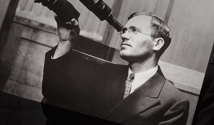 Клайд Томбо: гениальный астроном-самоучка