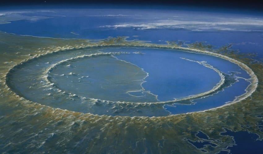 чем знаменит кратер чиксулуб, кратер чиксулуб, кратер фиксулуб фото, кратер чиксулуб на юкатане