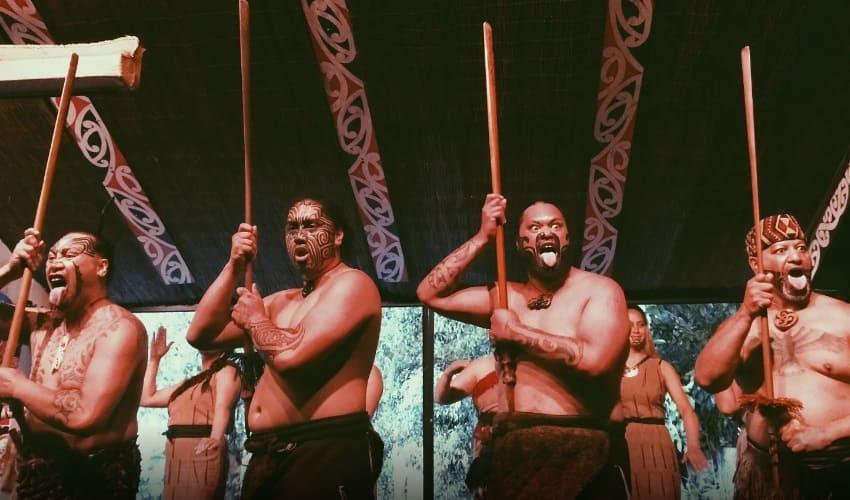 маори, народ маори