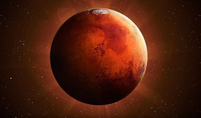Марс: красная планета
