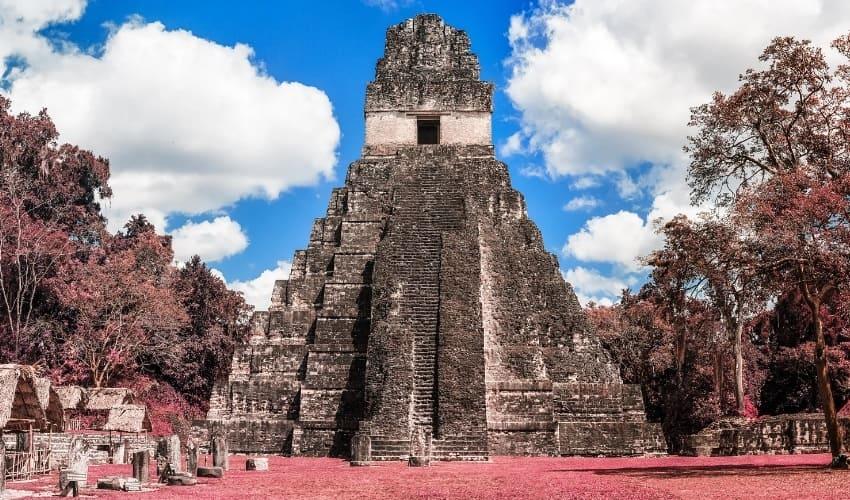 Майя - цивилизация Солнца и Луны