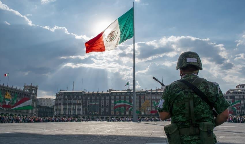 мексика, современная мексика, история мексики