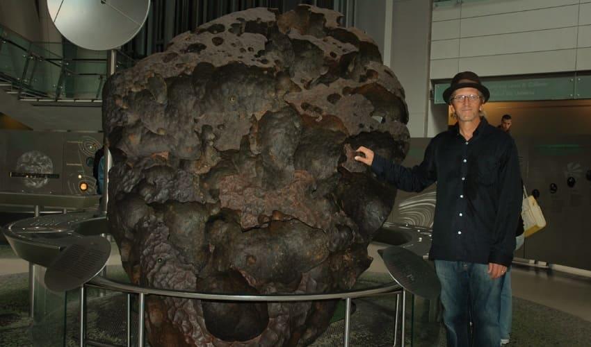 метеорит уилламетт, масса метеорита уилламетт, где находится метеорит уилламетт