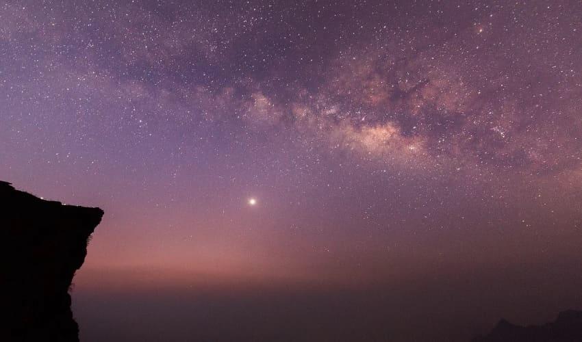 Как устроен Млечный путь?