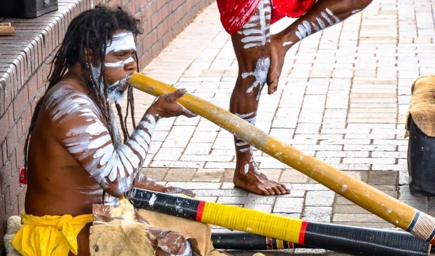 население австралии, коренное население австралии