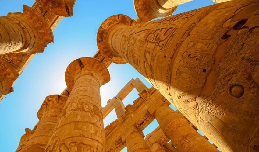 Каким видели небо египтяне?