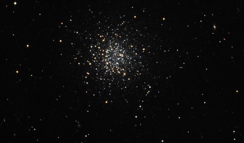 звездная река, ngc 5466, звездная река ngc 5466, скопление звезд ngc 5466, река звезд ngc 5466