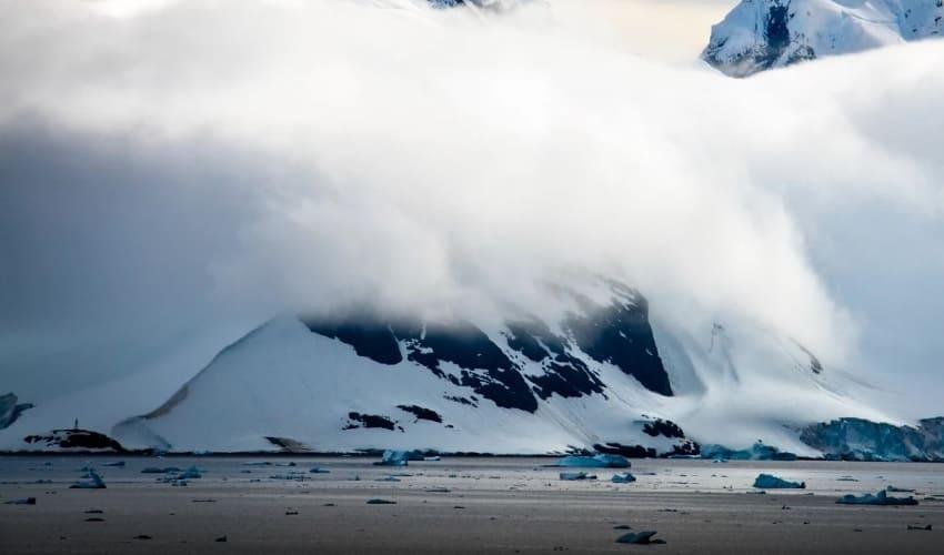 как была открыта антарктида, открытие антарктиды
