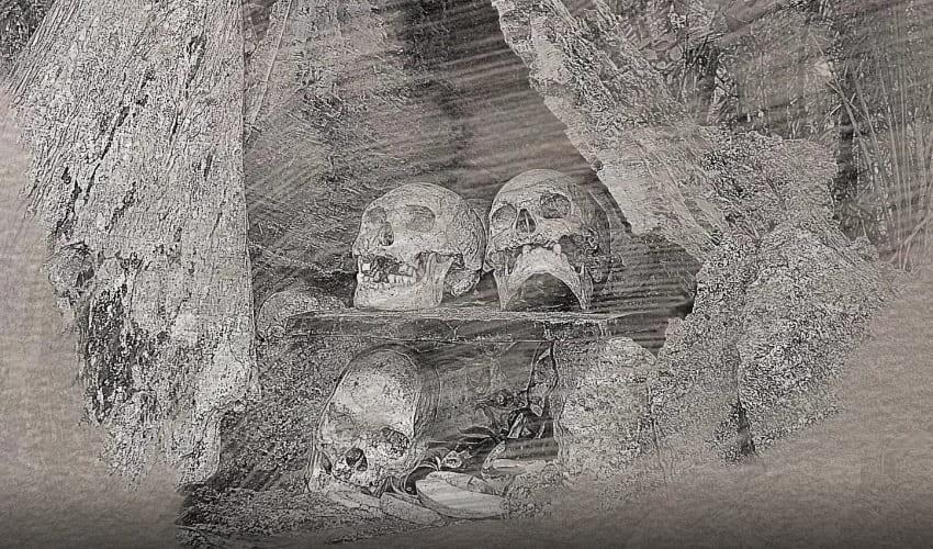 острова охотников за головами