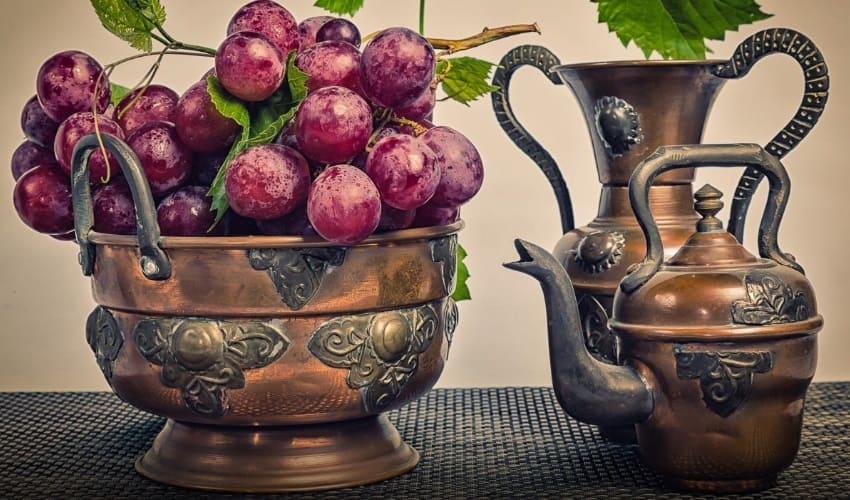 употребление растений в пищу, фрукты и овощи