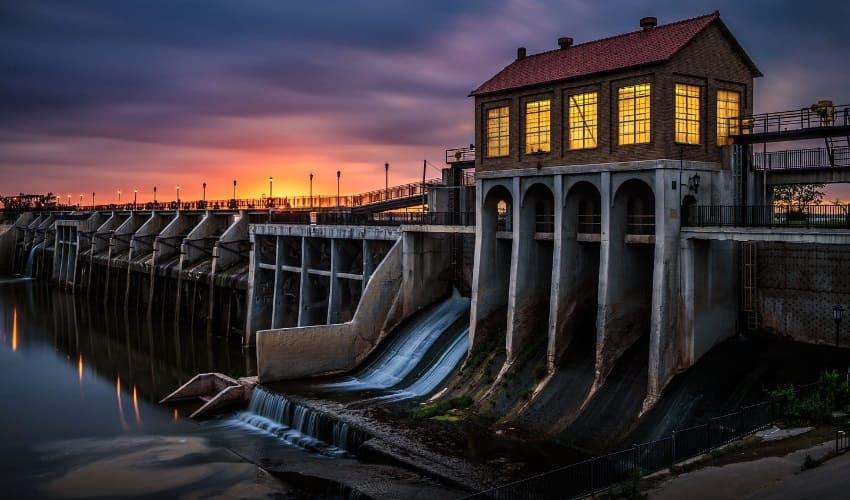 потери водных ресурсов, уничтожение естественных водоемов, уничтожение водных ресурсов