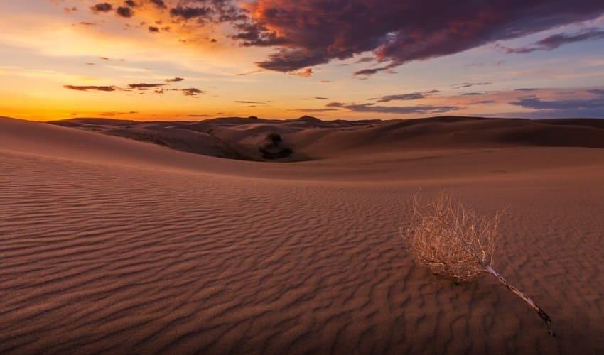 азиатские пустыни, пустыни азии