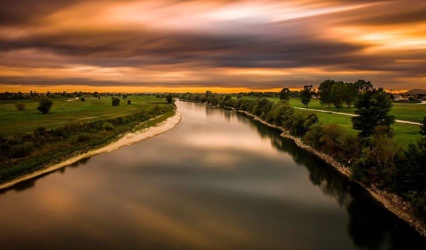 река, реки, река это, устье реки, исток реки