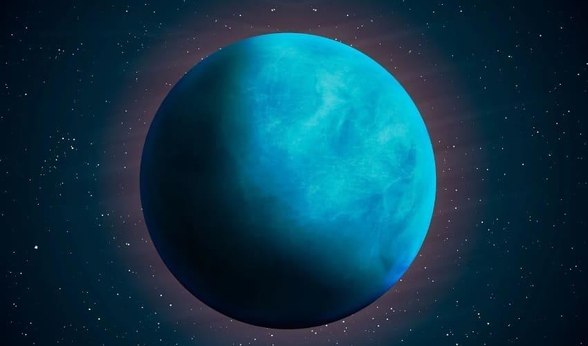 Уран: планета цвета морской волны