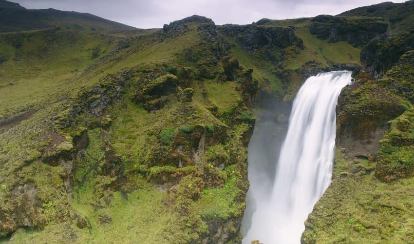 как возникают водопады, водопады