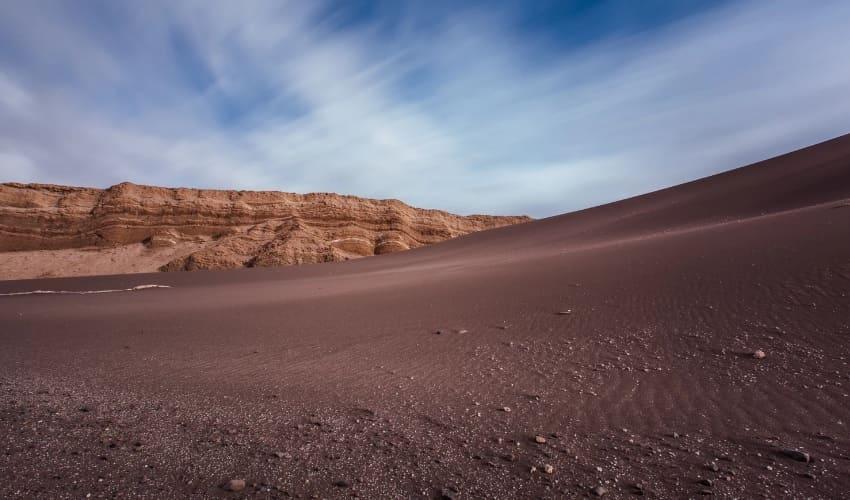 Где находится самое сухое место в мире?