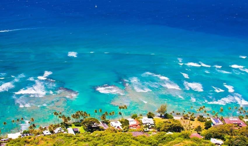 Какая разница между океаном, морем, заливом и бухтой?