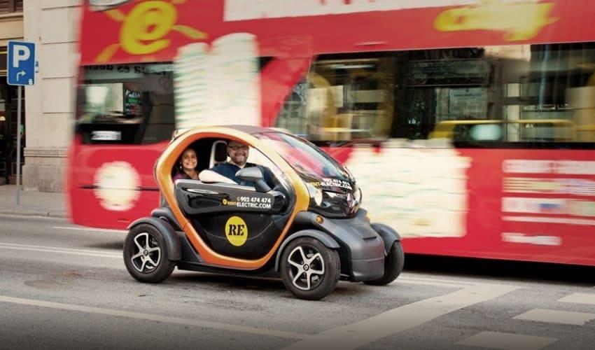 электромобиль, как работает электромобиль, как выглядит электромобиль