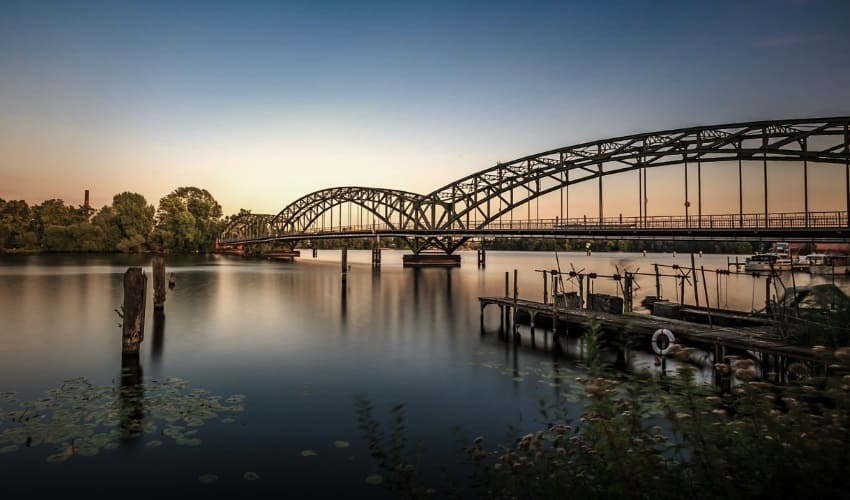 Какие существуют мосты и как они устроены?
