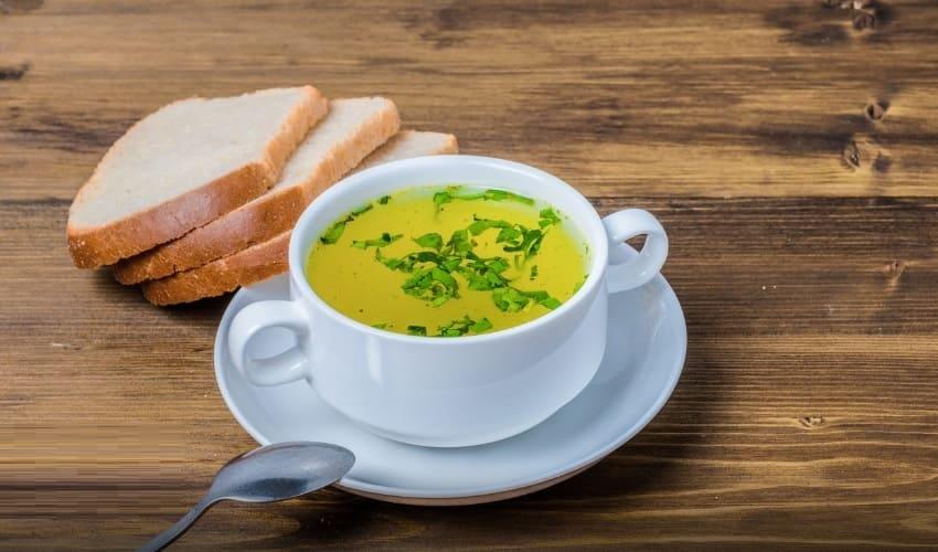 может ли куриный суп вылечить простуду, вылечить простуду