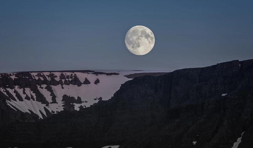 что такое луна, луна, луна это