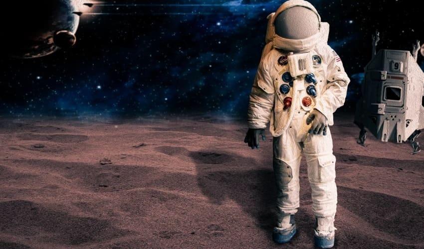 Как высоко можно прыгнуть на Луне?