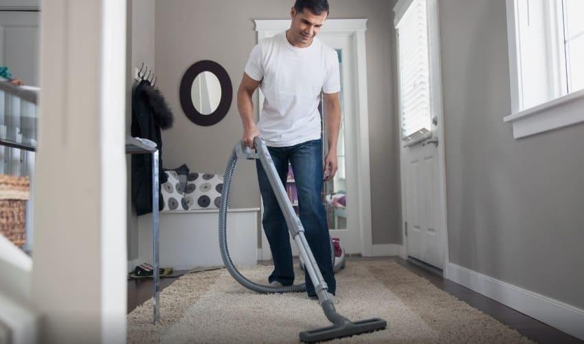 как работает пылесос, пылесос, кто изобрел пылесос, изобретение домашнего пылесоса, принцип работы пылесоса