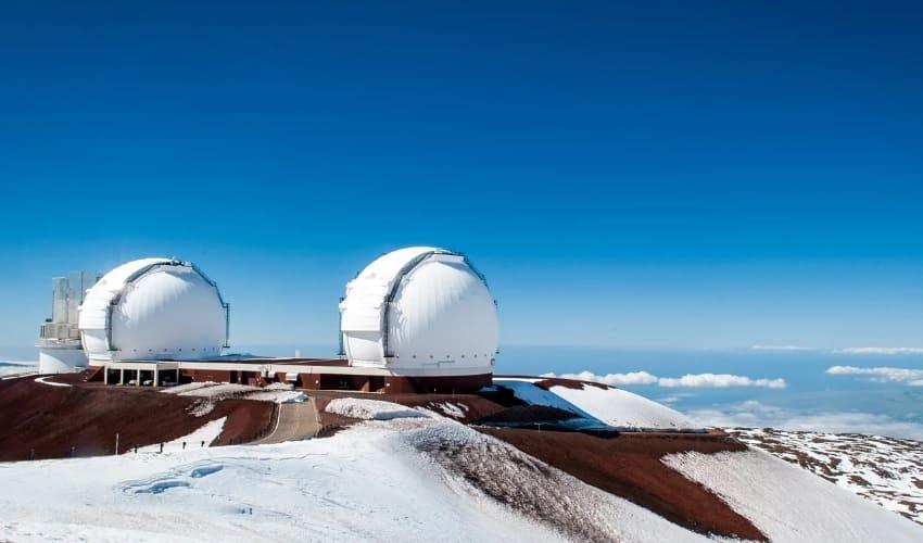 Насколько мощными телескопами пользуются астрономы?