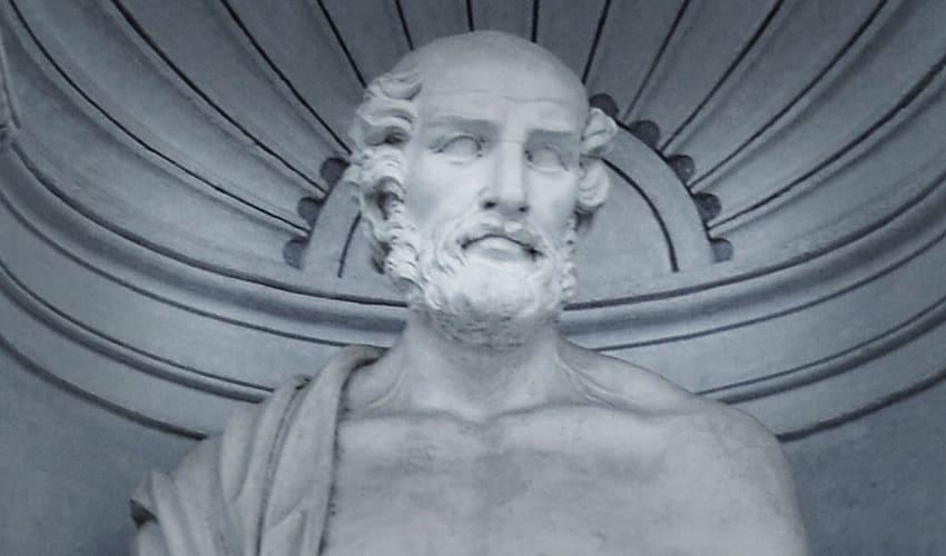 Кого называют «отцом ботаники»?