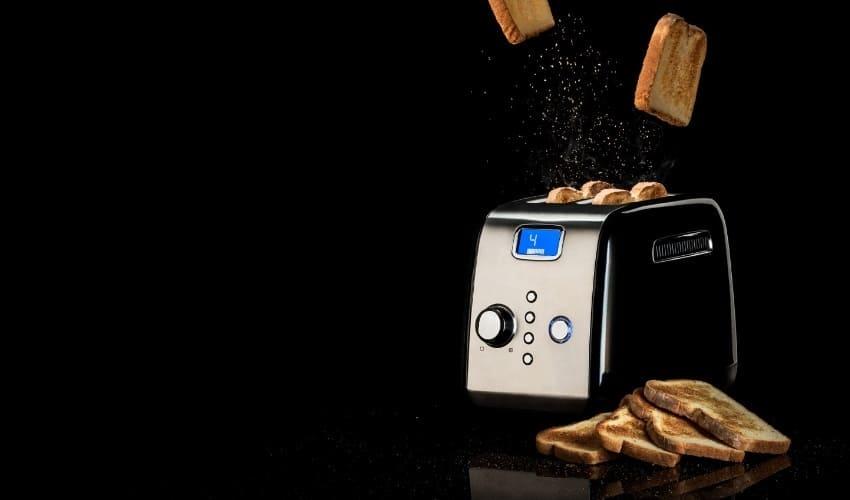 как работает тостер, тостер, как устроен тостер