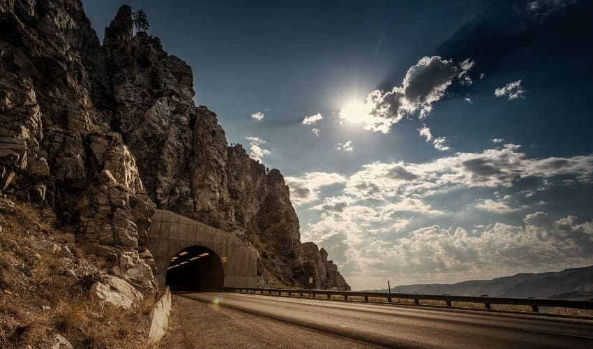 как строят туннели, туннель, строительство туннелей