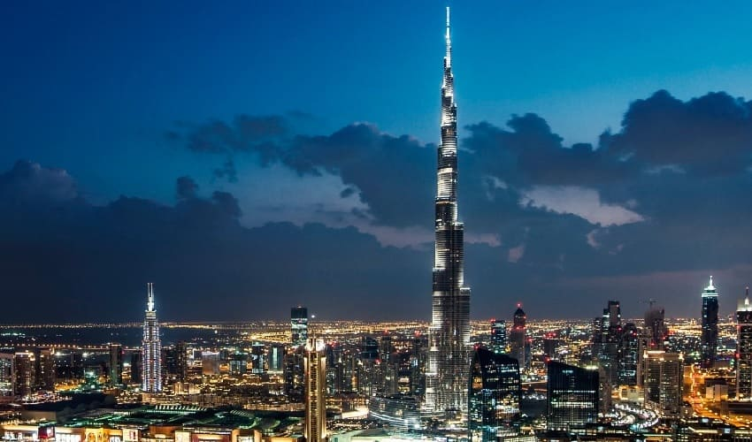 Какое здание самое высокое в мире?