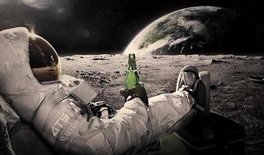 жизнь в космосе, жить в космосе, будут ли люди когда-нибудь жить в космосе, будут ли люди жить в космосе
