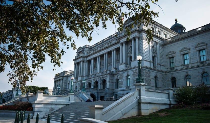 в какой библиотеке больше всего книг, самая большая библиотека, самая старая библиотека, библиотека конгресса сша, библиотека конгресса, библиотека