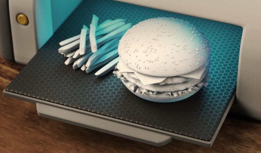 3D-принтер для приготовления еды