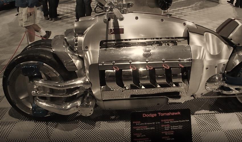 dodge tomahawk, мотоцикл dodge tomahawk, технические характеристики мотоцикла dodge tomahawk