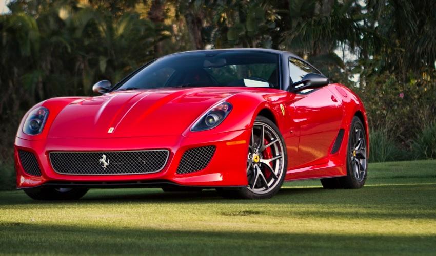 ferrari, ferrari 599 gto, автомобиль ferrari 599 gto, феррари, автомобиль феррари 599, технические характеристики автомобиля ferrari 599 gto