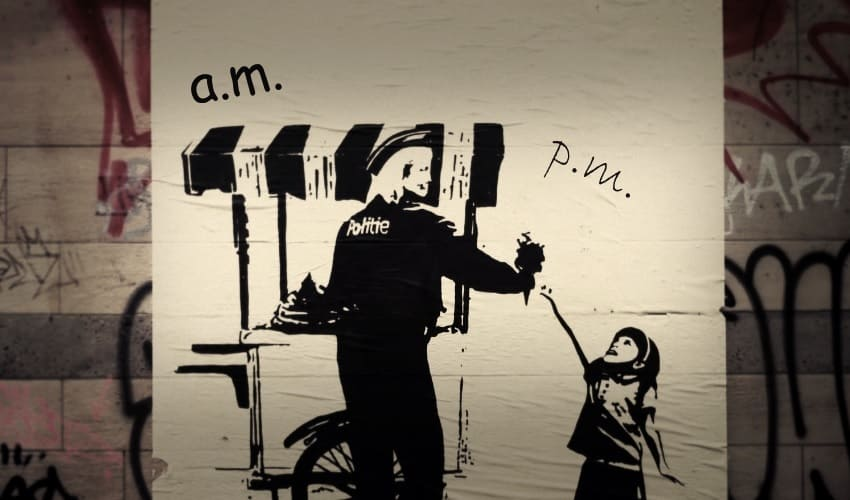 что означают буквы a.m. и p.m., что означает a.m., что означает p.m., p.m., a.m., ante meridiem, post meridiem