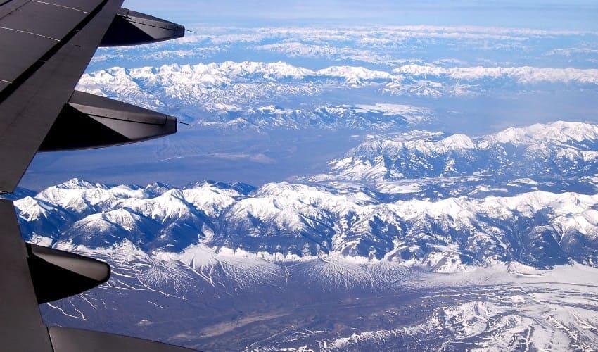 какова температура воздуха за бортом самолета, какова температура воздуха за бортом, температура воздуха за бортом самолета, за бортом самолета