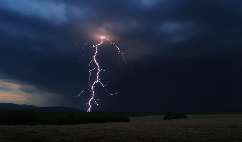 как возникают гром и молния, гром и молния, гром, молния