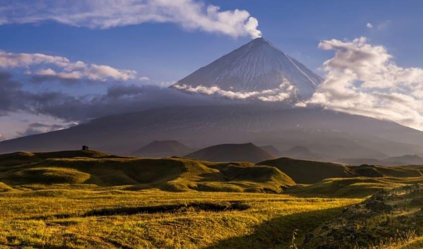величайшие вулканы азии, вулканы азии