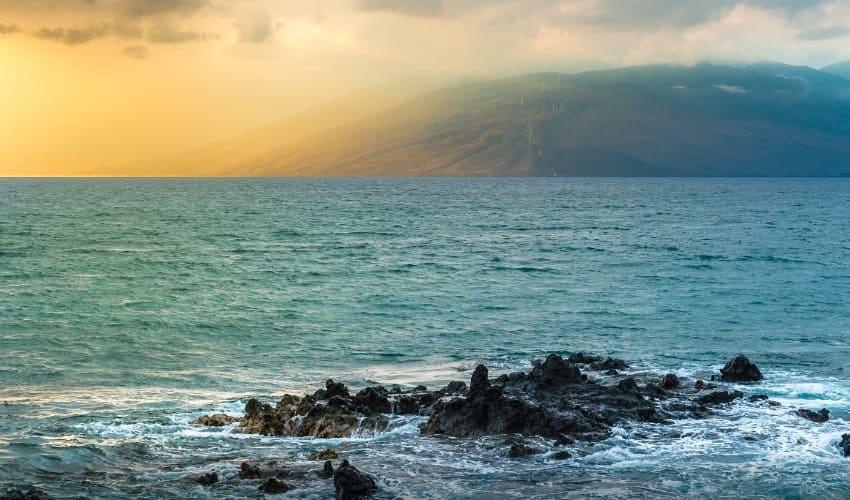 почему тихий океан назвали тихим, тихий океан