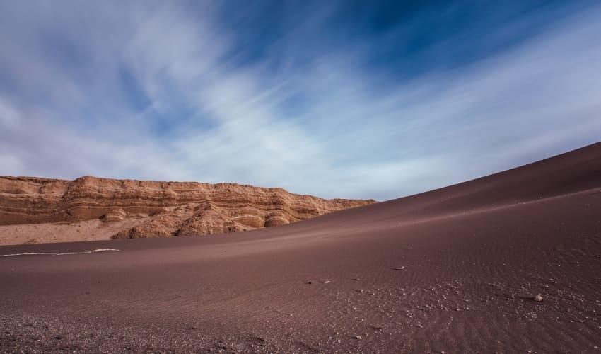 Пустыня Атакама: суше не бывает