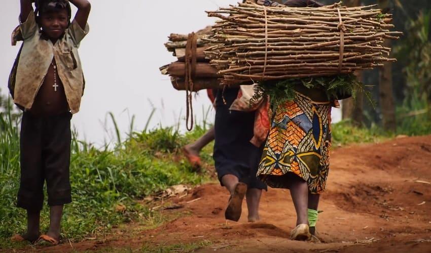 культуры экваториальной африки, экваториальная африка