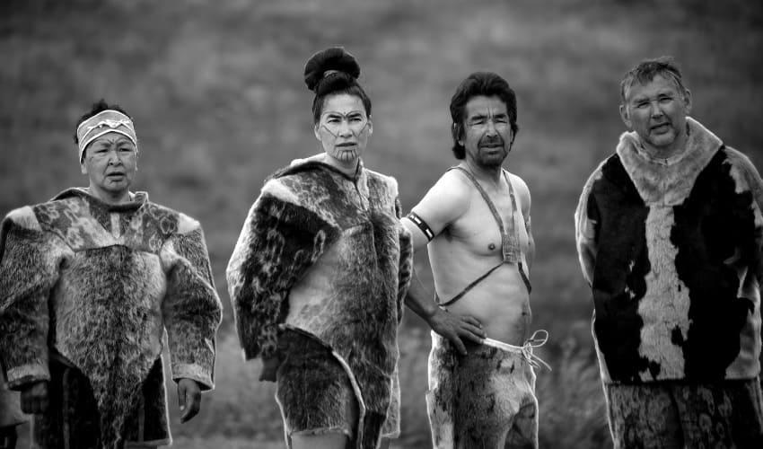 коренные жители северной америки, эскимосы, алеуты, индейцы