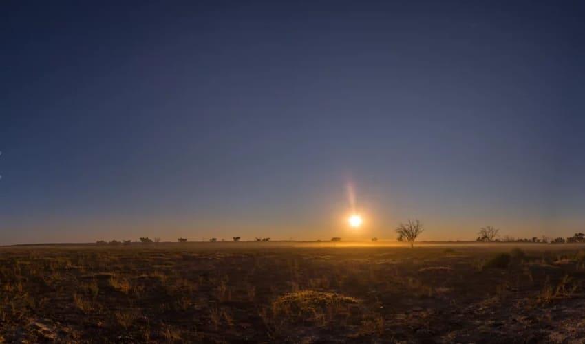 климат австралии, пустыни австралии